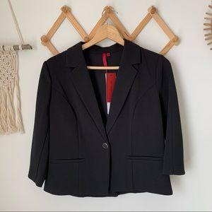 Love Scarlett Black Blazer Jacket